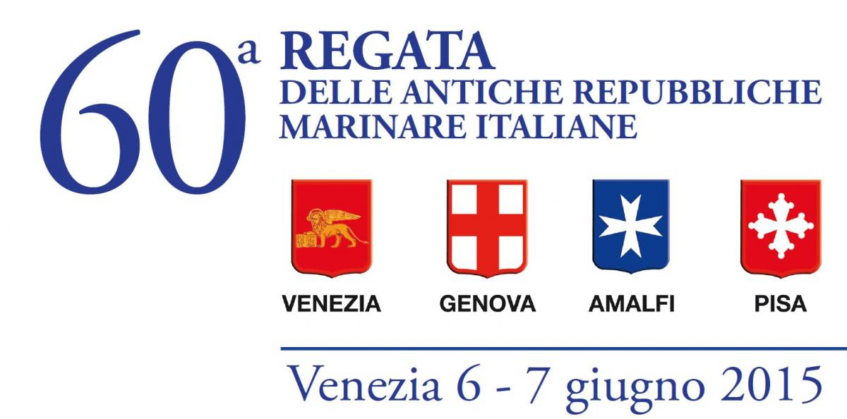 60. Regata delle Antiche Repubbliche Marinare Italiane a Venezia il 6 e 7 giugno 2015