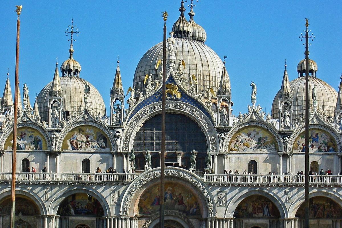Venice events tours veneziaunica city pass for Esterno basilica di san marco